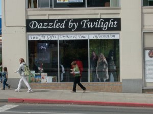 Dazzled by Twilight